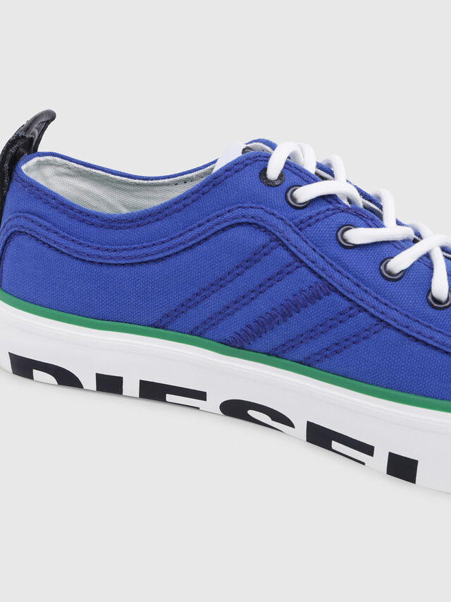 Diesel - S-ASTICO LC LOGO W, Blu Brillante - Sneakers - Image 5