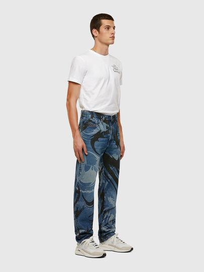 Diesel - D-Macs 0079I, Blu medio - Jeans - Image 6