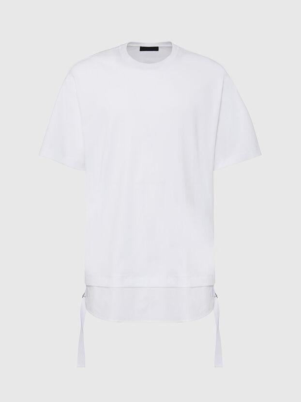 T-TARITE, Bianco - T-Shirts