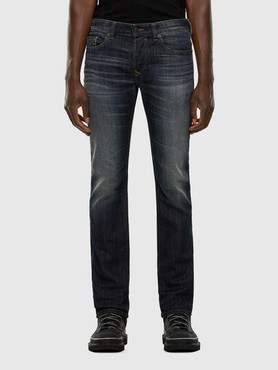 Diesel - Safado 009EP, Blu Scuro - Jeans - Image 1