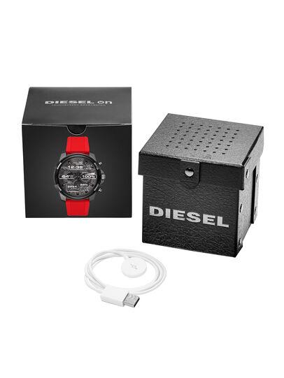Diesel - DT2006, Rosso - Smartwatches - Image 5