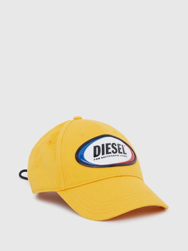 C-DIAZ, Giallo - Cappelli