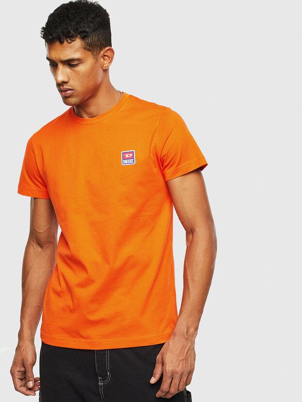 T-DIEGO-DIV, Arancione - T-Shirts