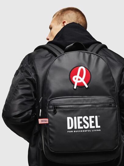 Diesel - LR-F-DISCOVER BACK N, Nero - Zaini - Image 7