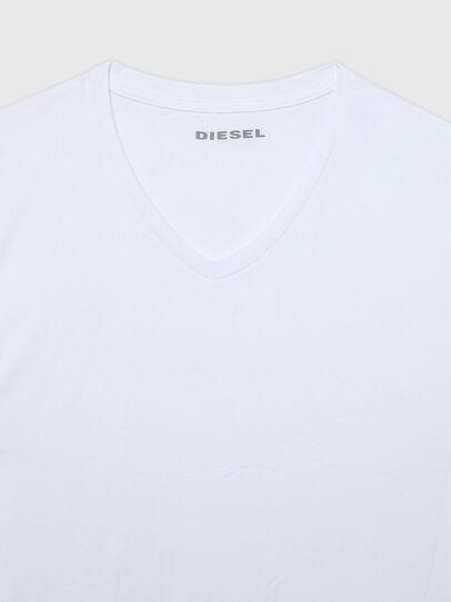 Diesel - UMTEE-MICHAEL3PACK, Bianco - Tops - Image 4