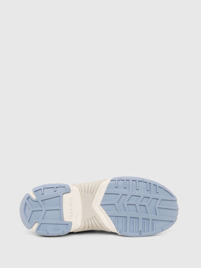 Diesel - S-KIPPER BAND, Bianco/Blu - Sneakers - Image 4