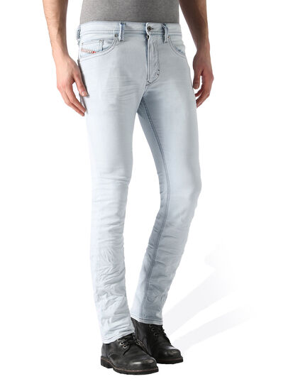 Diesel - Thavar JoggJeans 0672H,  - Jeans - Image 2