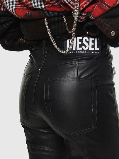 Diesel - L-NIKIA-A, Nero - Pantaloni - Image 4