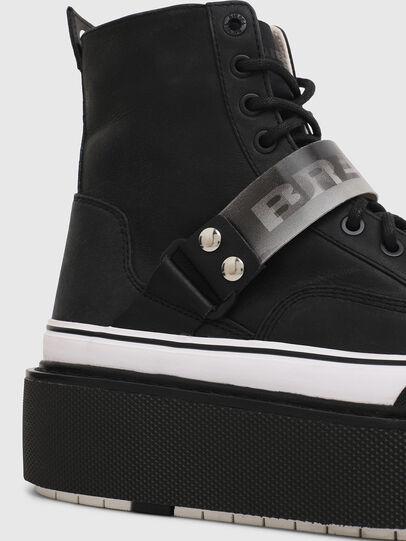 Diesel - H-SCIROCCO STRAP, Nero - Sneakers - Image 4