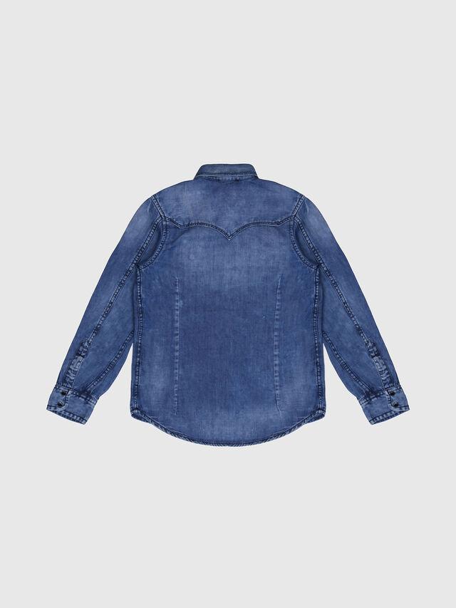 Diesel - CITROS, Blu Jeans - Camicie - Image 2