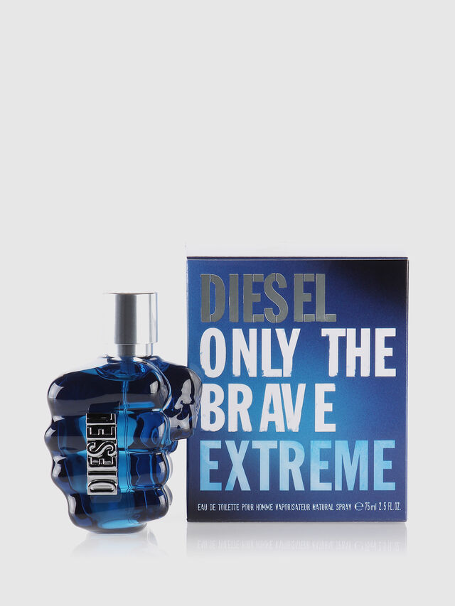 Diesel - ONLY THE BRAVE EXTREME 75ML, Blu - Only The Brave - Image 1