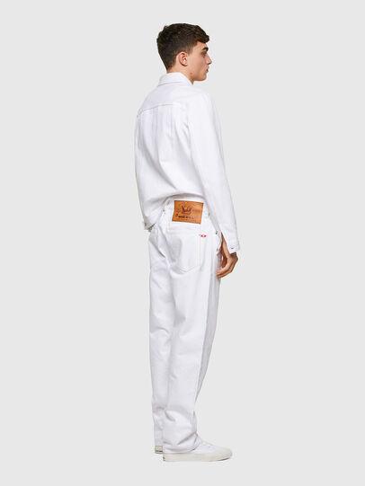 Diesel - D-Macs 0ABBY, Bianco - Jeans - Image 5