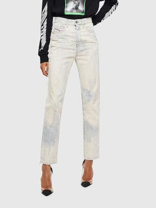 D-Eiselle 0099P, Bianco - Jeans