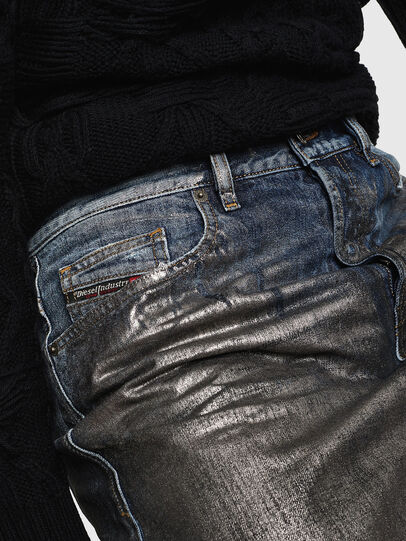 Diesel - D-Vider 0091J, Blu medio - Jeans - Image 3