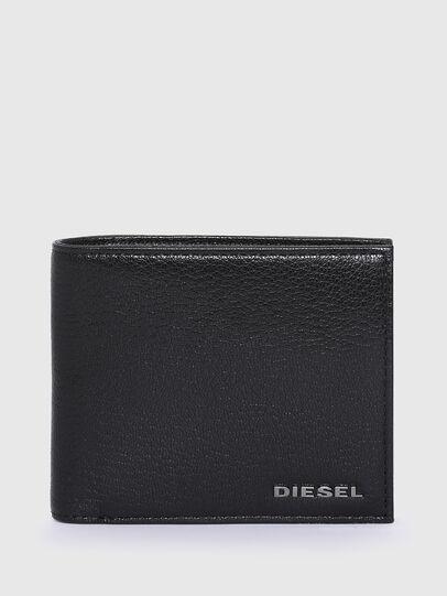 Diesel - HIRESH S, Nero/Blu - Portafogli Piccoli - Image 1