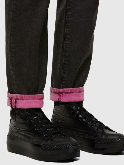Diesel - D-Joy 009DU, Nero/Rosa - Jeans - Image 3