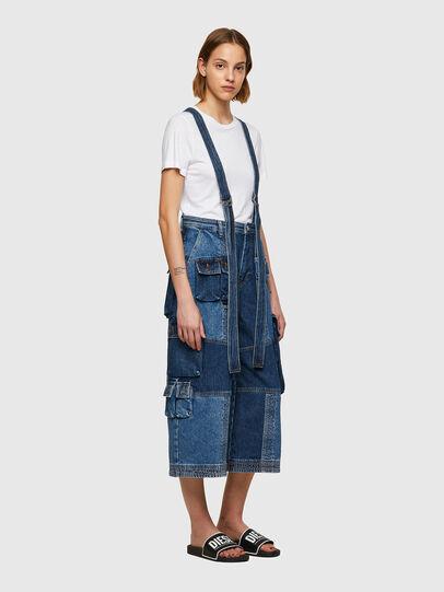 Diesel - DE-AMETHY, Blu medio - Pantaloni - Image 5