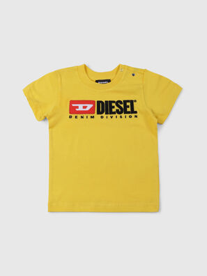 TJUSTDIVISIONB, Giallo - T-shirts e Tops