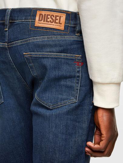 Diesel - D-Strukt 009MI, Blu Scuro - Jeans - Image 4