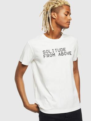 T-DIEGO-J13, Bianco - T-Shirts