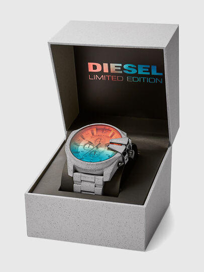 Diesel - DZ4513, Argento - Orologi - Image 4