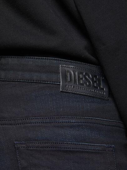 Diesel - Fayza 084AY, Blu Scuro - Jeans - Image 4