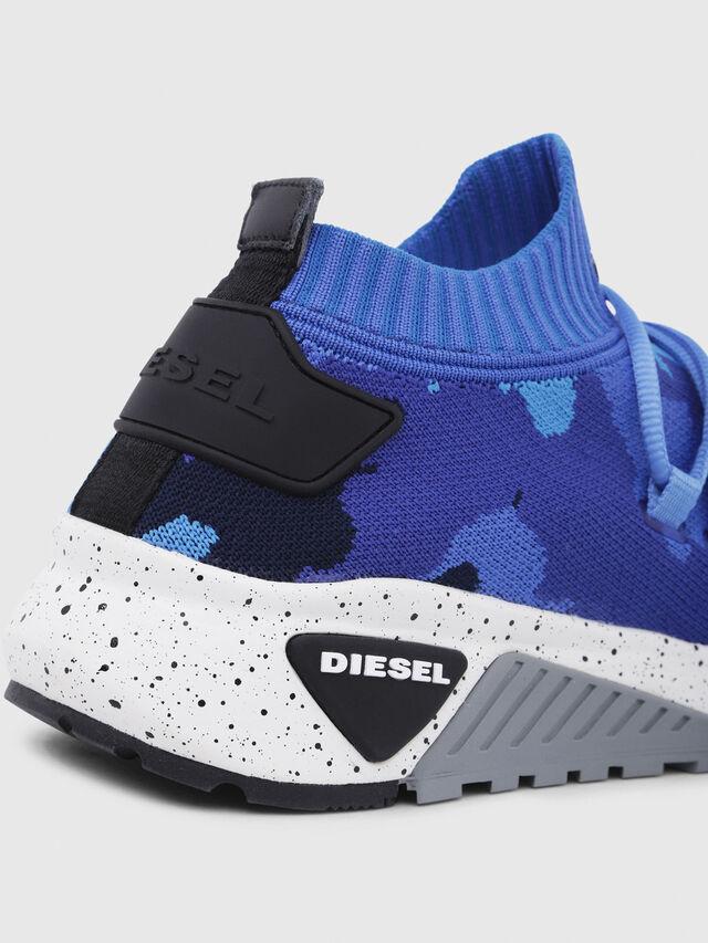 Diesel - S-KB SL, Azzurro - Sneakers - Image 4