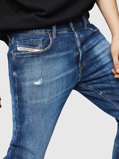 Diesel - Tepphar 0870H, Blu medio - Jeans - Image 3