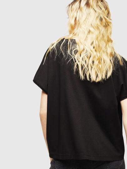 Diesel - T-JALA, Nero - T-Shirts - Image 2