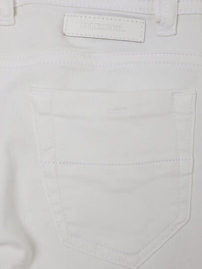 Diesel - THOMMER-J JOGGJEANS, Bianco - Jeans - Image 4
