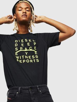 T-JUST-J5, Nero - T-Shirts