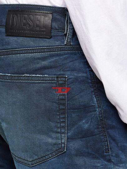 Diesel - D-Strukt JoggJeans® 069SE, Blu medio - Jeans - Image 4