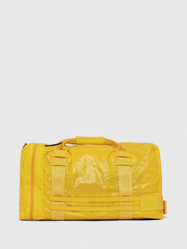 Diesel - M-CAGE DUFFLE M, Giallo - Borse da viaggio - Image 2