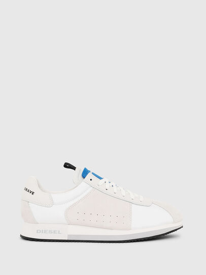 Diesel - S-PYAVE LC, Bianco - Sneakers - Image 1