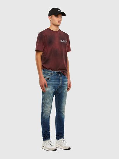 Diesel - KROOLEY JoggJeans® 009NK, Blu medio - Jeans - Image 6