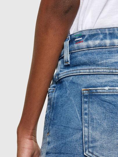 Diesel - D-Rifty 009MV, Blu Chiaro - Jeans - Image 4