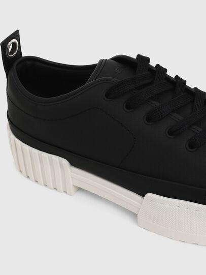 Diesel - S-MERLEY LC, Nero - Sneakers - Image 5