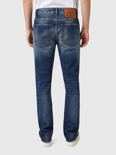 Diesel - D-Vocs 09A92, Blu medio - Jeans - Image 2