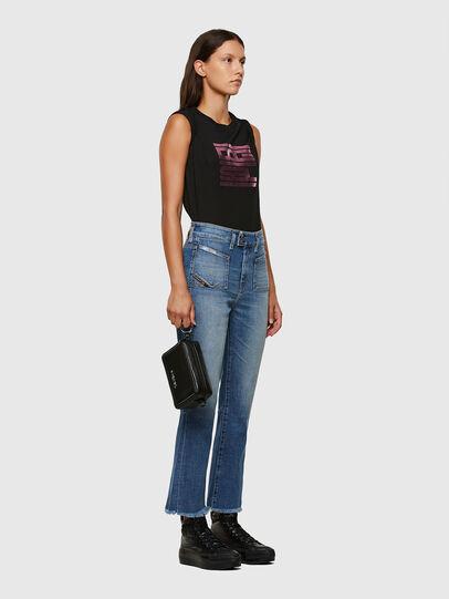 Diesel - D-Earlie 009HG, Blu Chiaro - Jeans - Image 6