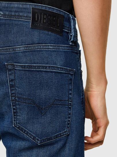 Diesel - Larkee 069SF, Blu Scuro - Jeans - Image 3