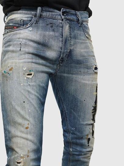 Diesel - Tepphar 0097M, Blu Chiaro - Jeans - Image 3