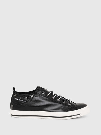 Diesel - EXPOSURE LOW I, Nero - Sneakers - Image 1