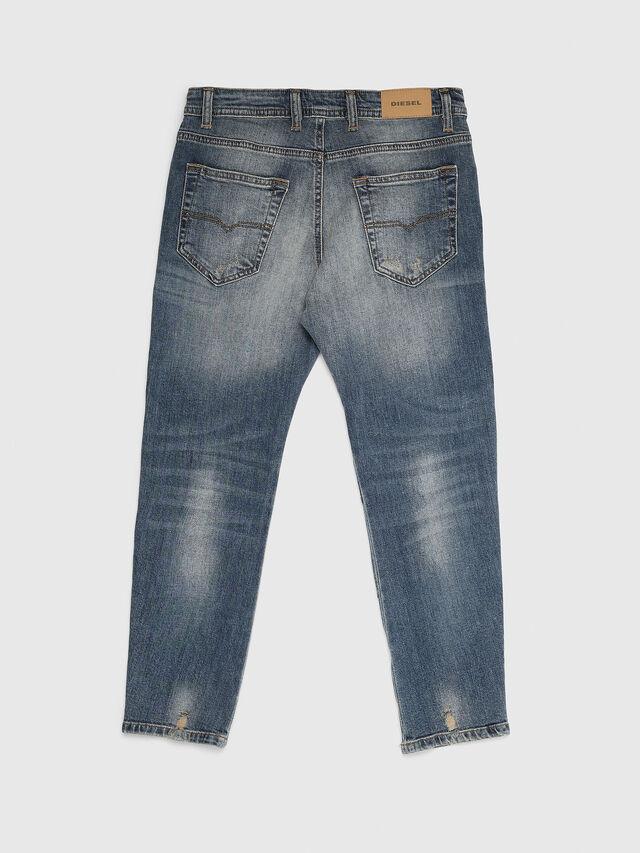 Diesel - NARROT-R-J-N, Blu Jeans - Jeans - Image 2