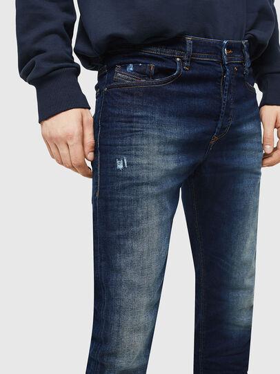 Diesel - Buster 069BM, Blu Scuro - Jeans - Image 3