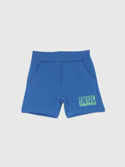 Diesel - POSTYB, Blu - Shorts - Image 1