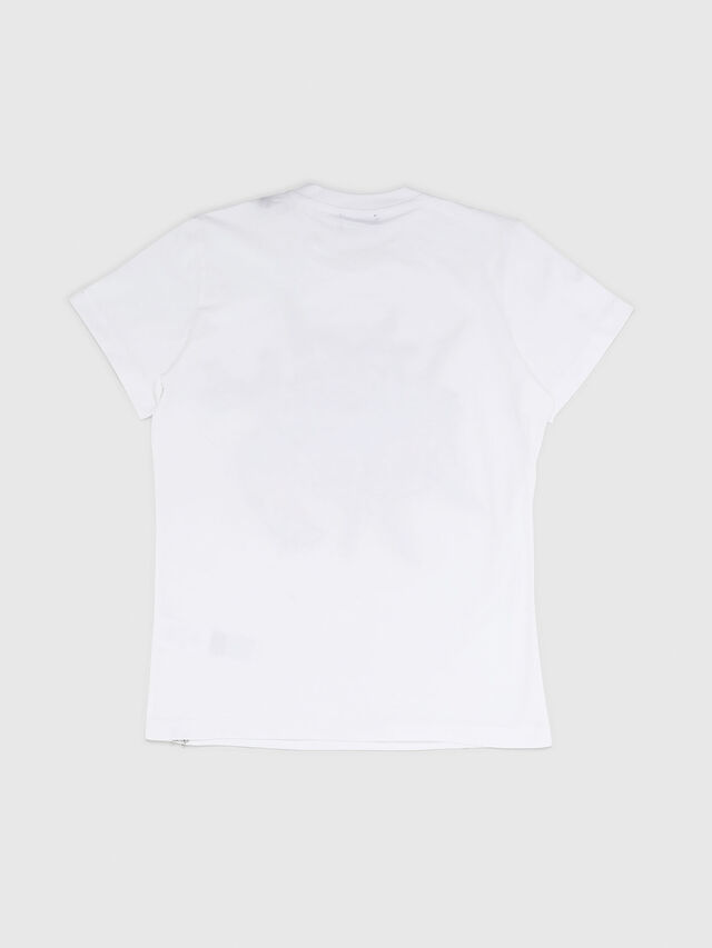 Diesel - TDIEGOFLX, Bianco - T-shirts e Tops - Image 2