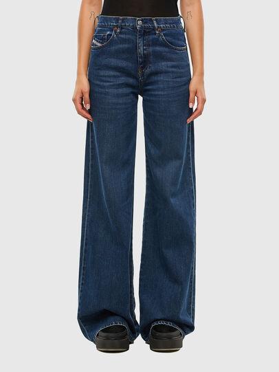 Diesel - D-Akemi 009KE, Blu medio - Jeans - Image 1