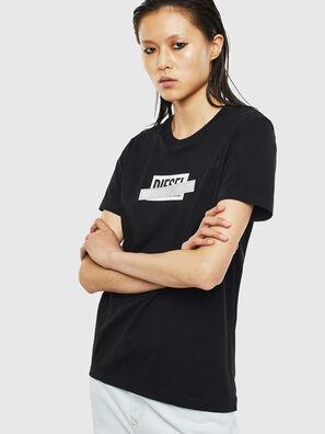 T-SILY-S2, Nero - T-Shirts