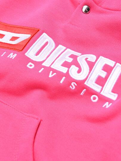 Diesel - DILSECB, Fucsia - Vestiti - Image 3