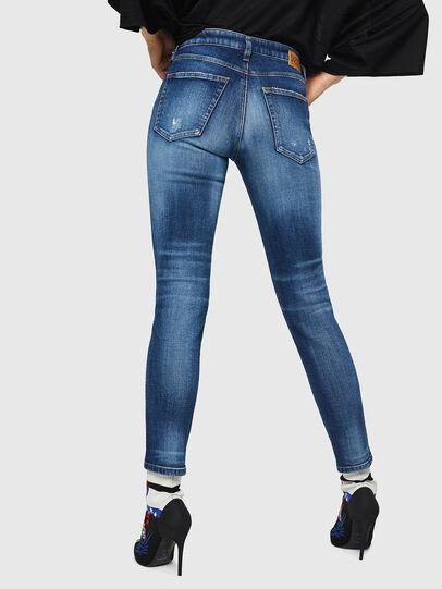 Diesel - Babhila 069FY, Blu medio - Jeans - Image 2